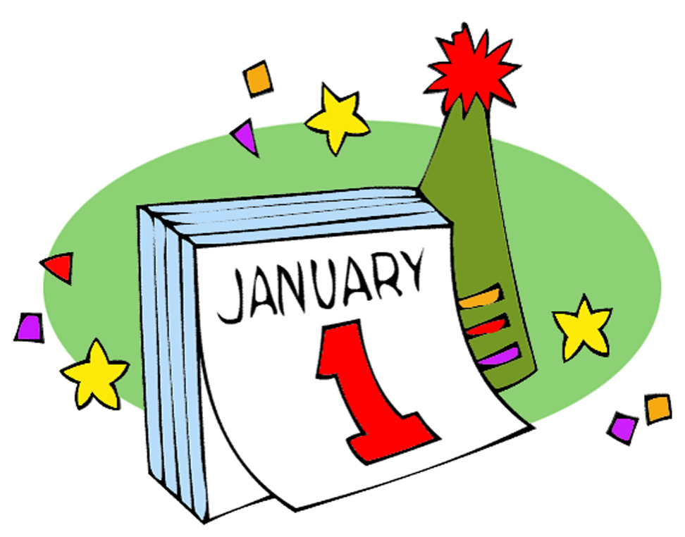 new year's day 2014 clipart - photo #17
