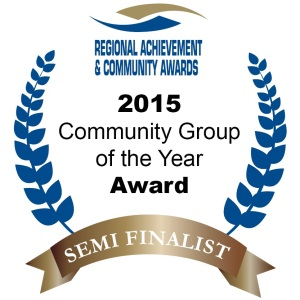 RACA15 Semi Finalist - Community Group