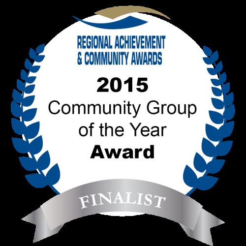 RACA15 Finalist - Community Group